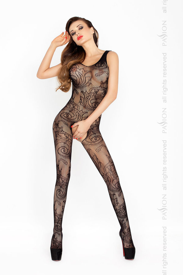 PASSION OUVERT NETZ BODYSTOCKING